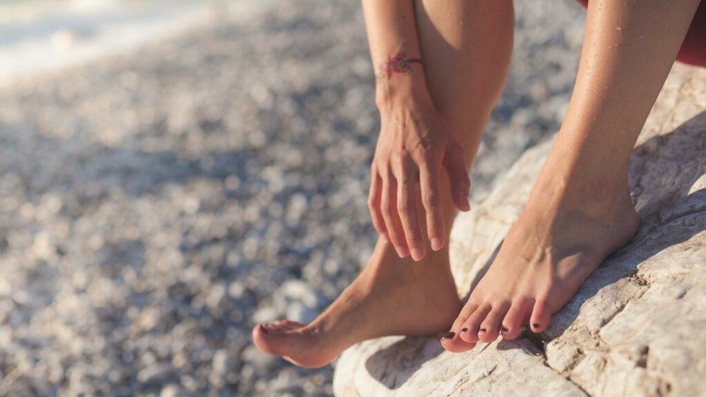 leczenie stopy cukrzycowej
