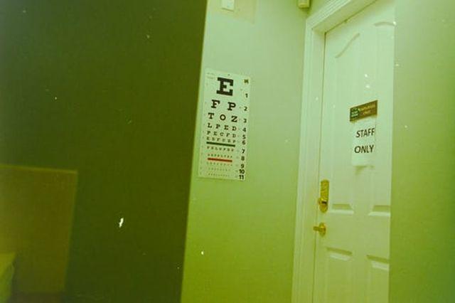 badanie oczu