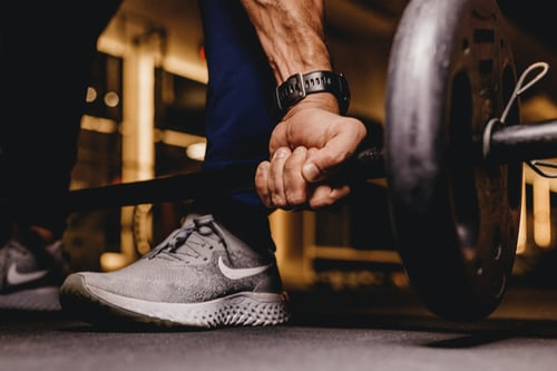 regeneracja i trening