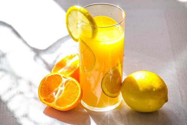 witamina C w diecie