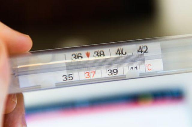 jak mierzyć gorączkę u dziecka