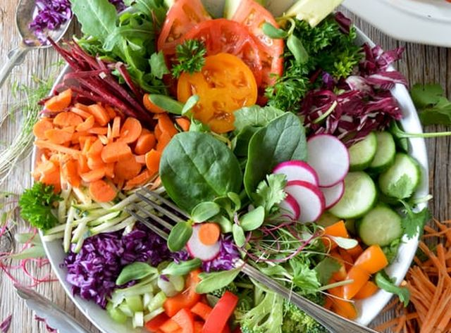zdrowy model żywienia
