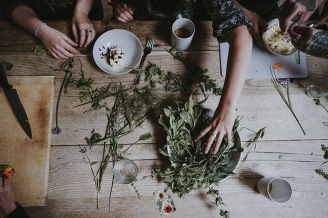 napary ziołowe