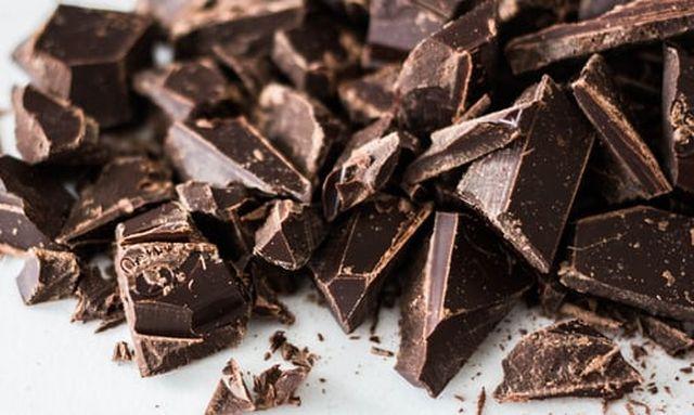 właściwości czekolady