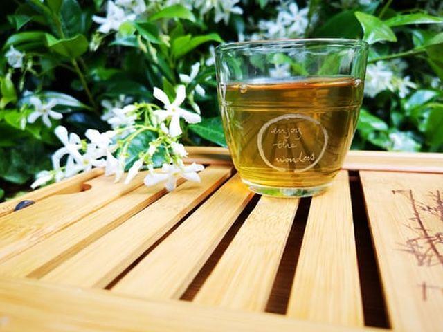 jak parzyć herbatę konopną