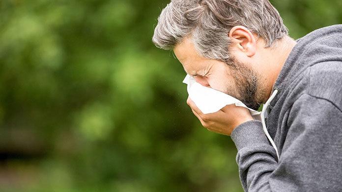 Co wywołuję alergię