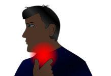 Ból gardła spowodowany klimatyzacją